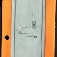 window engraving