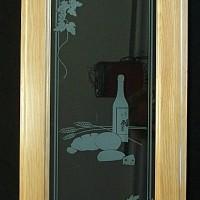 glass window embellishmnt