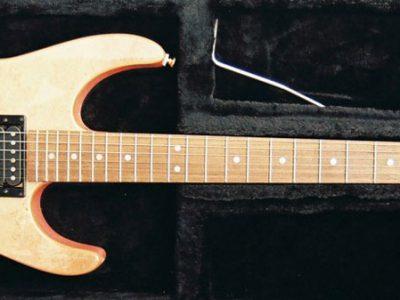 Stone Guitar